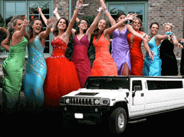 Concord Proms and Formals Trasportation