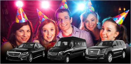 Bachelor Parties Limo Concord Service
