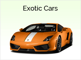 Exotic Cars For Rent In Concord