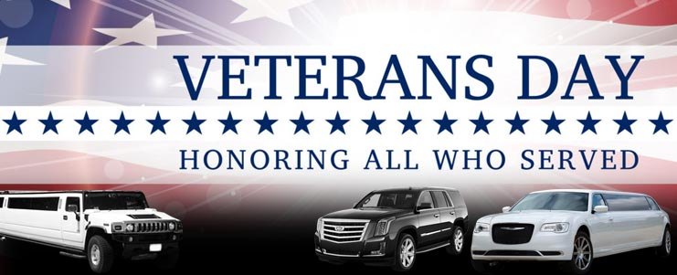 veterans-day-celebrations-limo-service-concord
